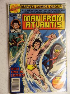 Man from Atlantis #1 (1978)