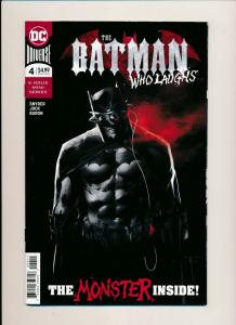DC BATMAN WHO LAUGHS#4 The Monster Inside Snyder/Jock/Baron Cover A NM(PF807)