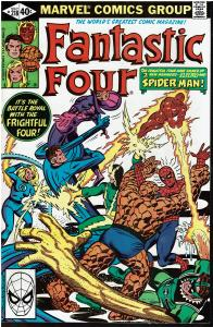 Fantastic Four #218, 9.0 or Better