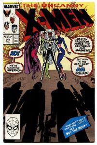 X-MEN #244-MARVEL COMICS-WOLVERINE STORM 1ST JUBILEE