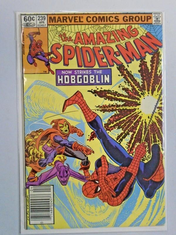 Amazing Spider-Man #239 NS - 2nd appearance Hobgoblin - see pics - 6.0 - 1983