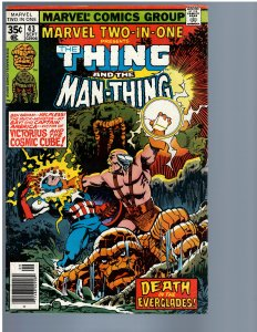Marvel Two-in-One #43 (1978) FN/VF
