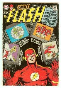 Flash 196   Giant G-70