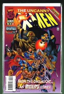 The Uncanny X-Men #335 (1996)