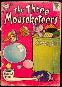 Three Mouseketeers #14 (1958)