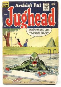 ARCHIE'S PAL JUGHEAD #79 1961-MLJ/ARCHIE-CREATURE FROM THE BLACK LAGOON