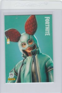 Fortnite Flapjackie 213 Epic Outfit Panini 2019 trading card series 1