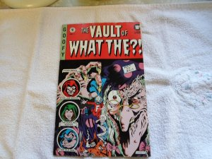 1992 MARVEL THE VAULT  OF WHAT THE # 1