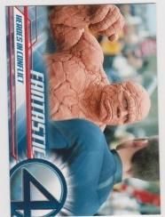 2005 Upper Deck Fantastic Four Movie HEROES IN CONFLICT #53