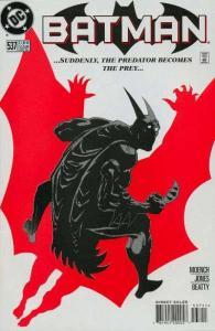 Batman (1940 series) #537, NM- (Stock photo)