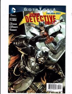 Lot Of 4 Detective Comics Feat Batman DC New 52 # 28 29 30 31 NM 1st Print RF3