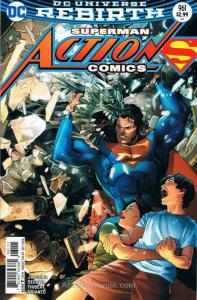 Action Comics #961 VF/NM; DC | save on shipping - details inside