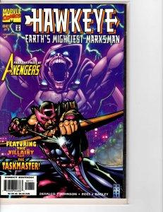 Hawkeye (1998) #1 NM- (9.2)