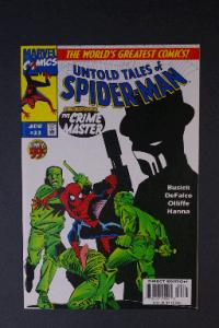 Untold Tales of Spider-Man #23 August 1997