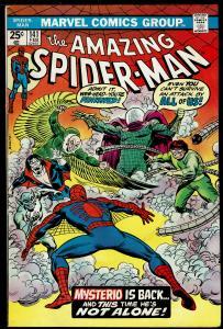 Amazing Spider-Man #141 (Feb 1975, Marvel) 6.5 FN+