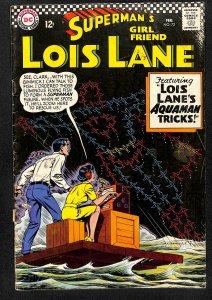 Superman's Girl Friend, Lois Lane #72 (1967)