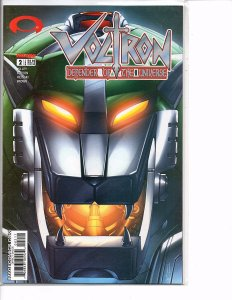 Image Comics VOLTRON: DEFENDER OF THE UNIVERSE #2