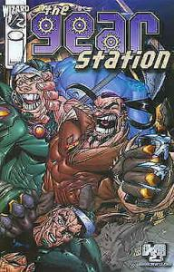 Gear Station, The #1/2 (½ half) VF/NM; Image | save on shipping - details inside