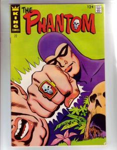 Phantom, The #22 (May-67) NM/NM- High-Grade The Phantom, Mandrake