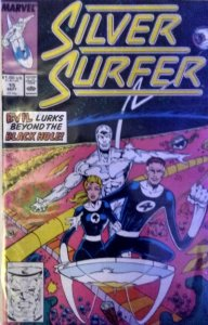 HIP COMICS,  HOW IS THIS STILL FOR SALE SILVER SURFER  #1 thru #25  8.5  (1987)