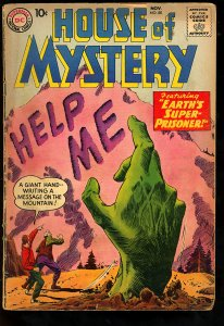 House of Mystery #80 (1958)