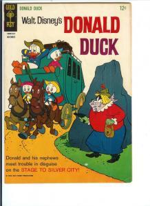 Donald Duck  #104 - Silver Age - (VF) Nov. 1965