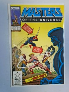 Masters of the Universe #7 Star Comics 7.5 (1987)