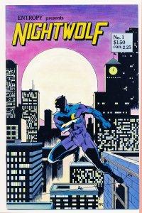Nightwolf (1986 Entropy) #1 FN