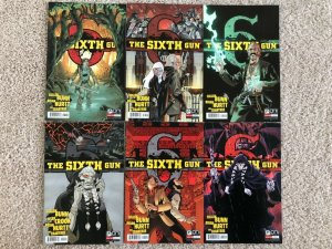 SIXTH GUN- Six (6) Issue Lot - #32, #33, #40, #41, #42, and #44
