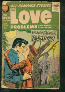 TRUE LOVE PROBLEMS AND ADVICE ILLUSTRATED #42-1956 FR