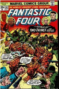 Fantastic Four #163, 5.0 or Better