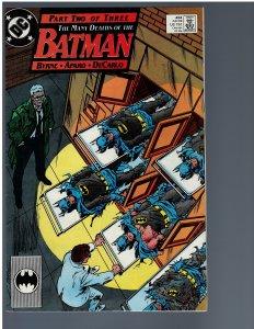 Batman #434 (1989)