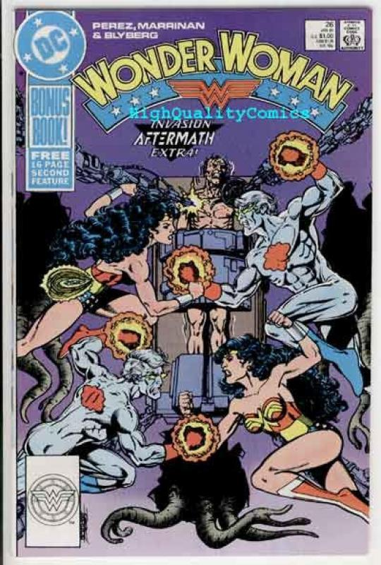 WONDER WOMAN #26, VF, George Perez, Immortal, Amazon, 1987, more WW in store