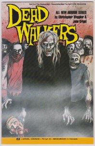 Dead Walkers #3 (VF-NM)