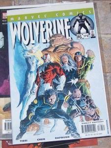 Wolverine #172 (Mar 2002, Marvel)alpha flight  canada