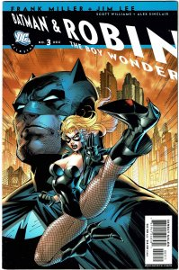 All-Star Batman & Robin #3 - Frank Miller, Jim Lee - NM+