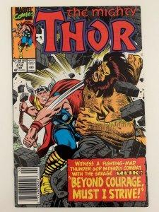 The Mighty Thor #414 Marvel Comics VF
