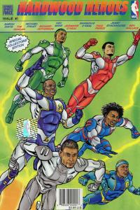Hardwood Heroes #1 VF/NM; Ultimate Sports Entertainment | save on shipping - det