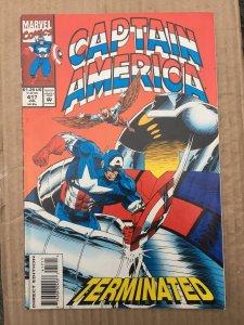 Captain America #417 (1993)