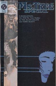 Ms. Tree Quarterly #10 (1993)