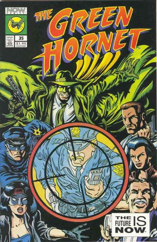 Green Hornet, The (Vol. 2) #35 VF/NM; Now | save on shipping - details inside