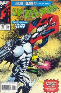 Spider-Man (1990 series) #42, NM (Stock photo)