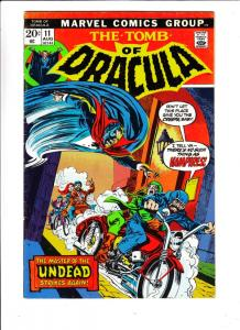 Tomb of Dracula #11 (Aug-73) FN/VF Mid-High-Grade Dracula