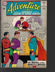 Adventure Comics #320 (DC, 1964) VF/FN