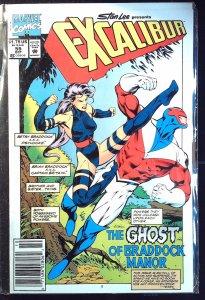Excalibur #55 (1992)
