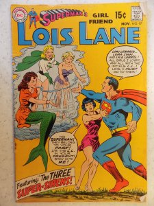 Superman's Girl Friend, Lois Lane #97 (1969)