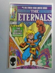 The Eternals #18.0 VF (1985 2nd Series)