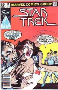 Star Trek #13 (Apr-85) VF/NM High-Grade Captain Kirk, Mr Spock, Bones, Scotty