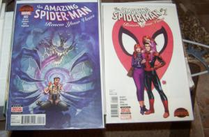 amazing Spider-man # 1, 2  renew your vows secret wars battle slott kubert