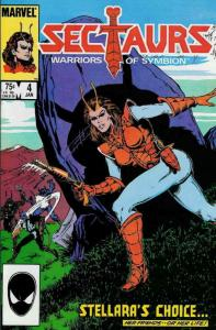 Sectaurs #4 VF/NM; Marvel | save on shipping - details inside